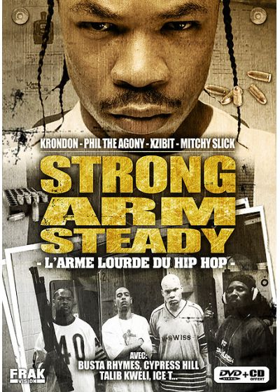Strong Arm Ready - DVD