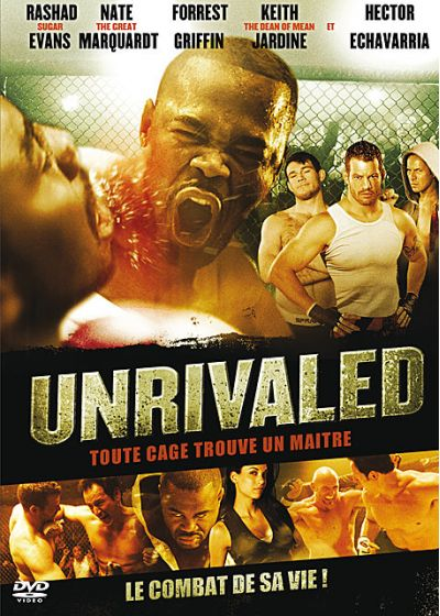 Unrivaled - DVD