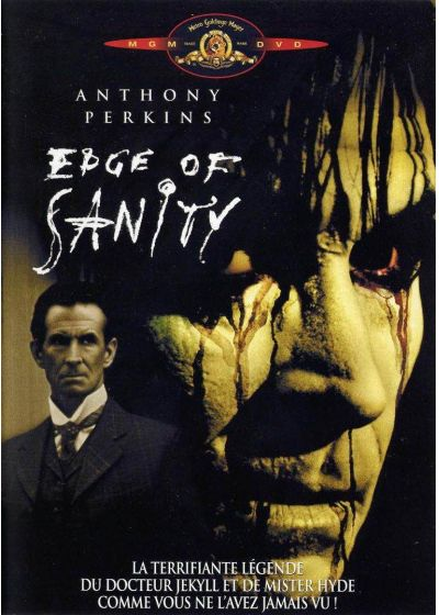 Edge of Sanity - DVD
