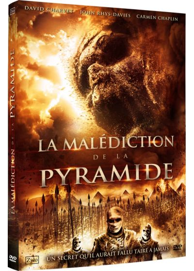 La Malédiction de la pyramide - DVD