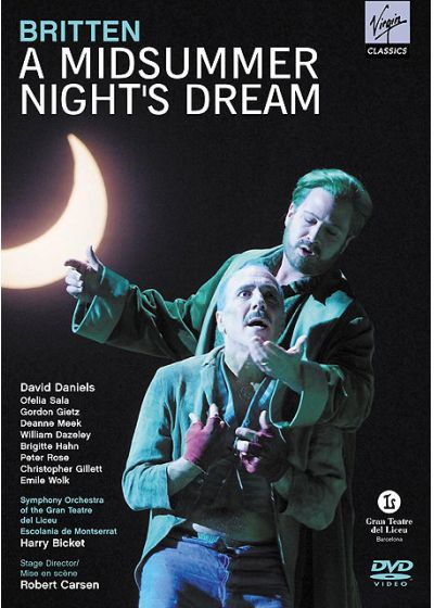 A Midsummer Night's Dream - DVD