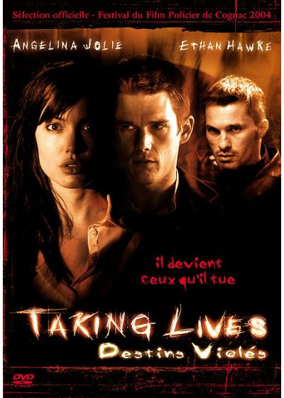 Taking Lives (Destins Violés) - DVD