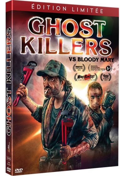 Ghost Killers vs Bloody Mary (Édition Limitée) - DVD