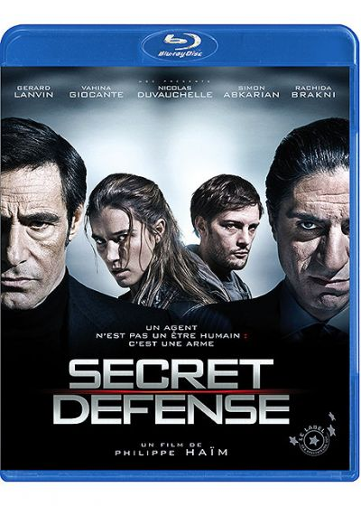 Secret défense - Blu-ray