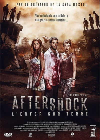 Aftershock, l'Enfer sur Terre - DVD
