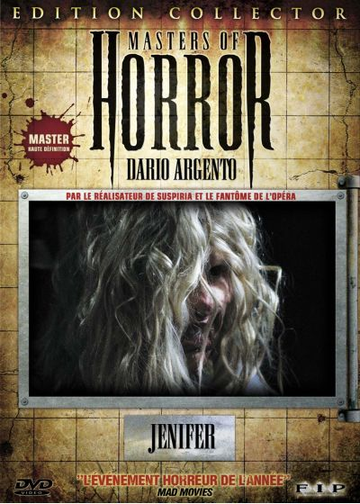 Masters of Horror : Jenifer (Édition Collector) - DVD