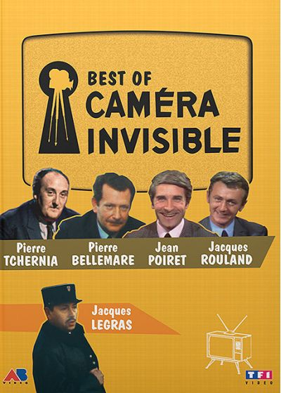 La Caméra invisible - Best of 1964-1971 - DVD
