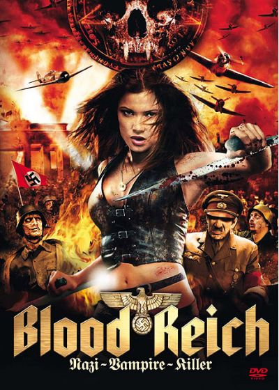 Blood Reich - DVD