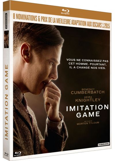 Imitation Game - Blu-ray