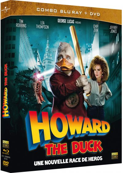 Howard the Duck (Combo Blu-ray + DVD) - Blu-ray