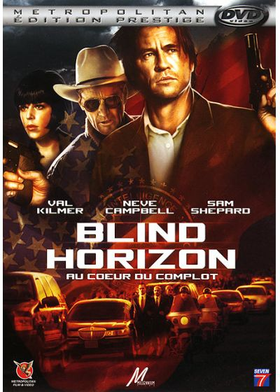 Blind Horizon (Édition Prestige) - DVD