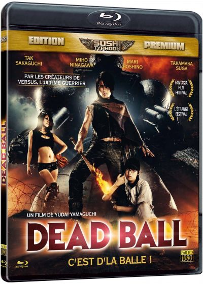 Dead Ball (Édition Premium) - Blu-ray