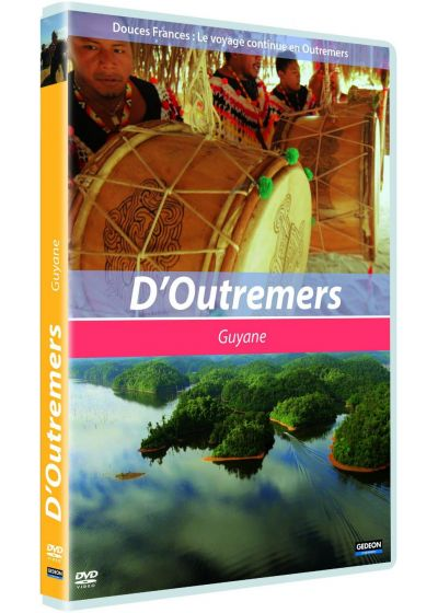 D'Outremers : Guyane - DVD