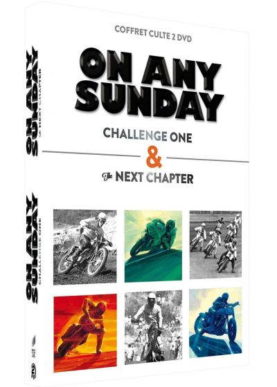 On Any Sunday + On Any Sunday : The Next Chapter - DVD