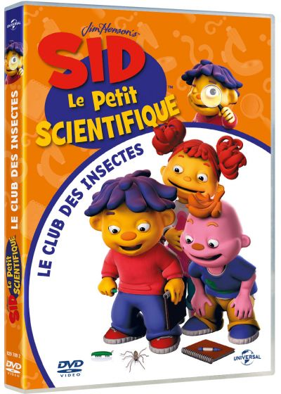 Sid le petit scientifique - Volume 2 - Le club des insectes - DVD