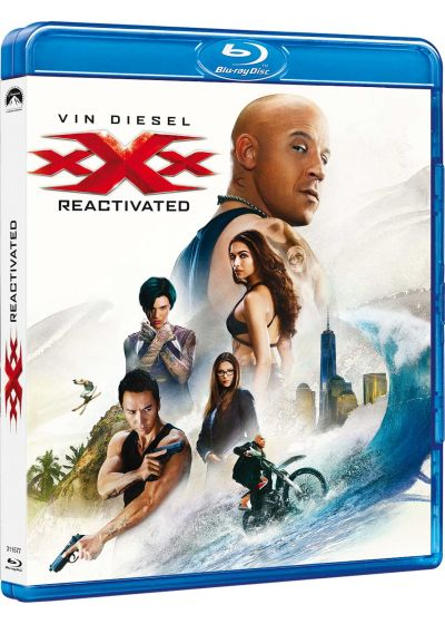 xXx : Reactivated - Blu-ray