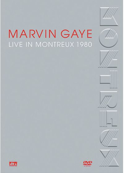 Gaye, Marvin - Live in Montreux 1980 - DVD