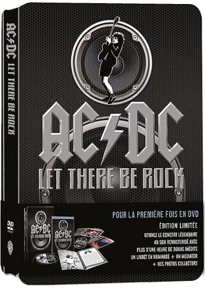 AC/DC - Let There Be Rock (Édition Collector Limitée) - DVD