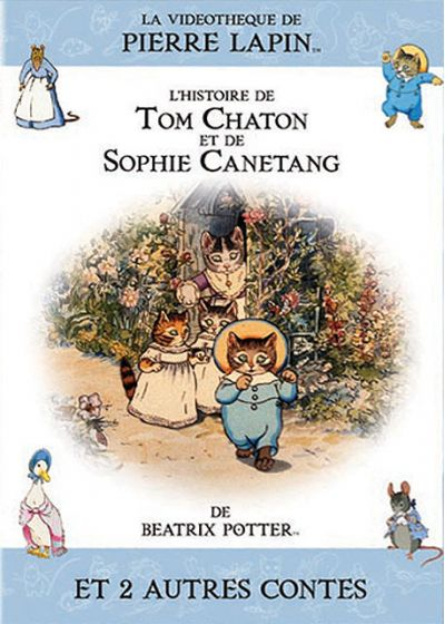 Dvdfr Beatrix Potter L Histoire De Tom Chaton Et Sophie Canetang Dvd