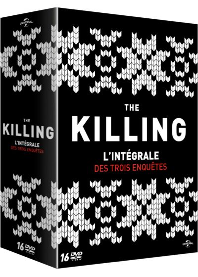 The Killing - L'intégrale de la série - DVD