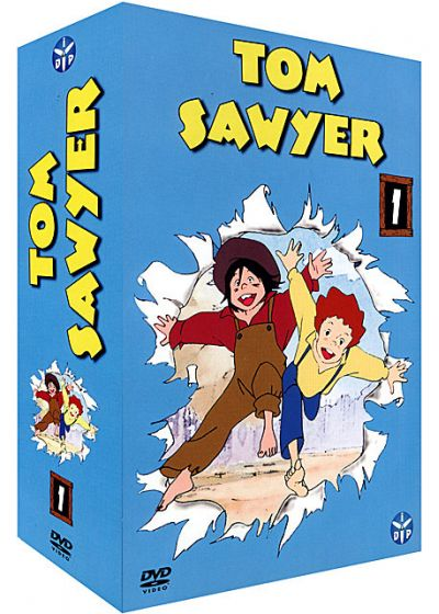Tom Sawyer - Edition 4DVD - Partie 1 - DVD