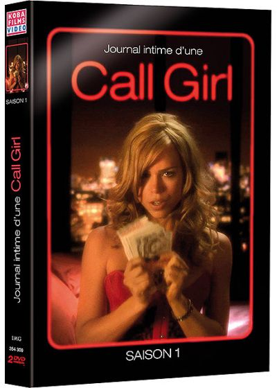 Journal intime d'une call girl - Saison 1 - DVD