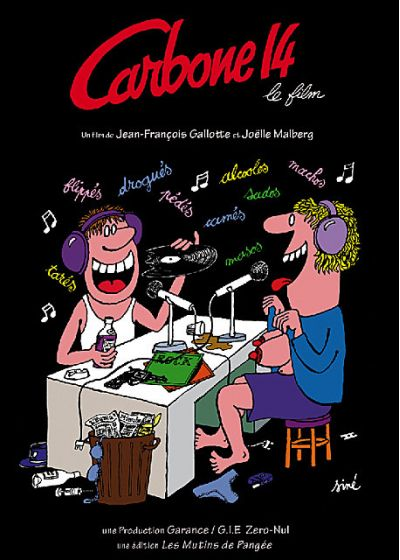 Carbone 14, le film - DVD