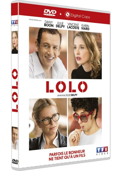 Lolo (DVD + Copie digitale) - DVD