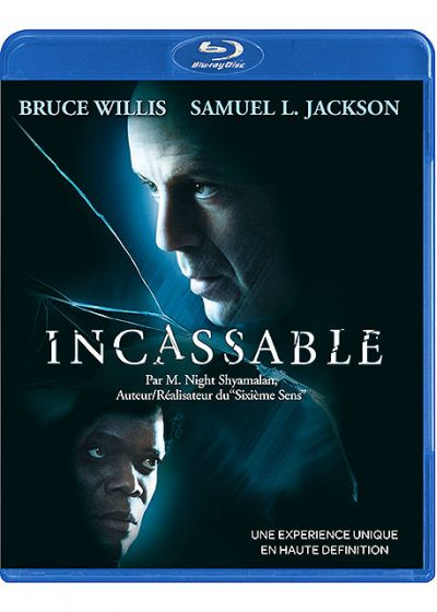 Incassable - Blu-ray