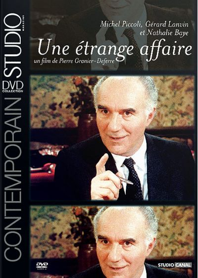 Une Etrange affaire - DVD