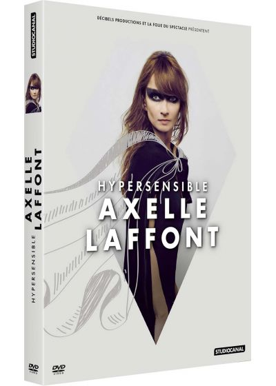 Axelle Laffont - HyperSensible - DVD