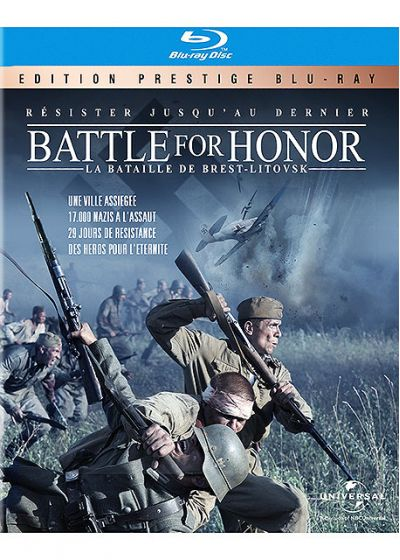 Battle for Honor, la bataille de Brest-Litovsk (Édition Prestige) - Blu-ray