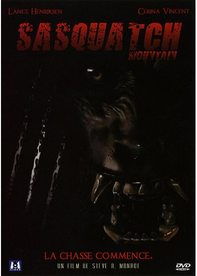 Sasquatch Mountain - DVD
