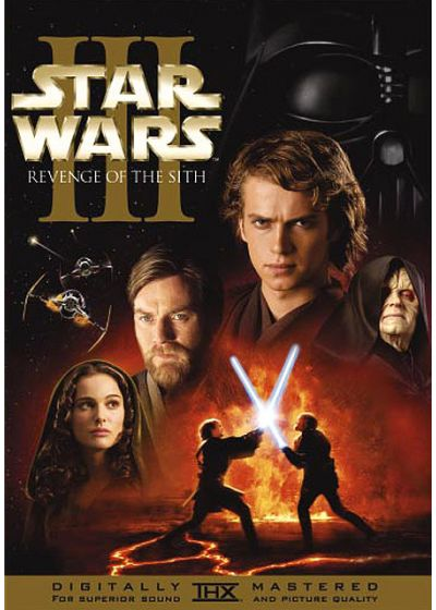 Star Wars - Episode III : La revanche des Sith - DVD