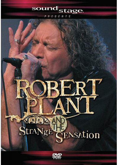 Robert Plant - SoundStage - Robert Plant And The Strange Sensation - DVD