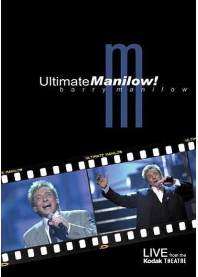 Manilow, Barry - Ultimate Manilow! - DVD