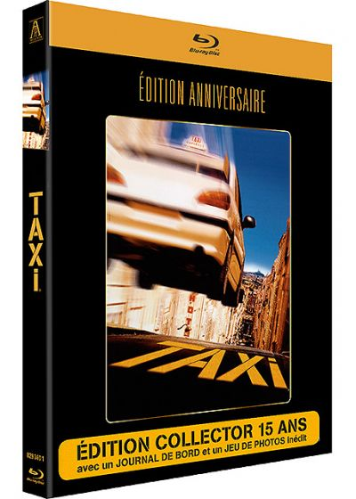 Taxi (Édition Collector Limitée 15 ans) - Blu-ray