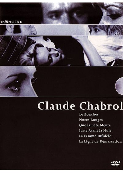 Claude Chabrol (Pack) - DVD