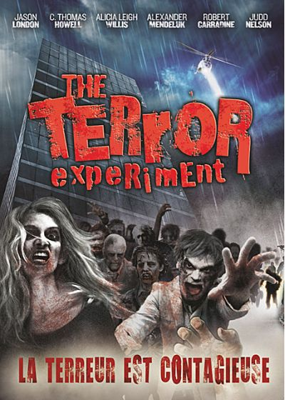 The Terror Experiment - DVD