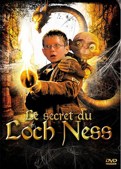 Le Secret du Loch Ness - DVD