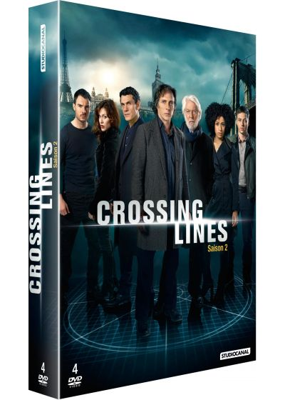 Crossing Lines - Saison 2 - DVD