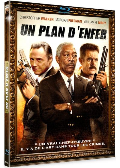Un plan d'enfer - Blu-ray