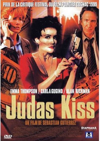 Judas Kiss - DVD