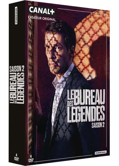Dvdfr le bureau des l gendes saison 2 dvd for L bureau des legendes saison 4