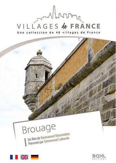 Villages de France volume 20 : Brouage - DVD