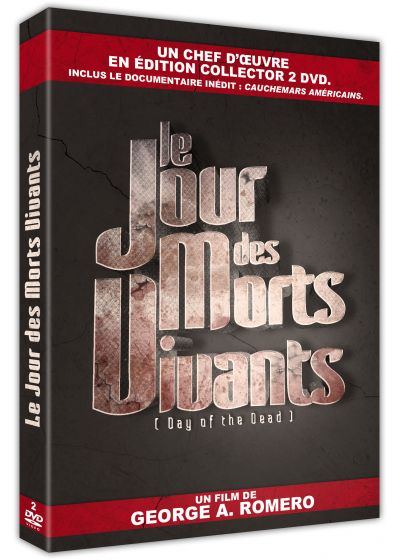 Le Jour des morts vivants (Édition Collector) - DVD