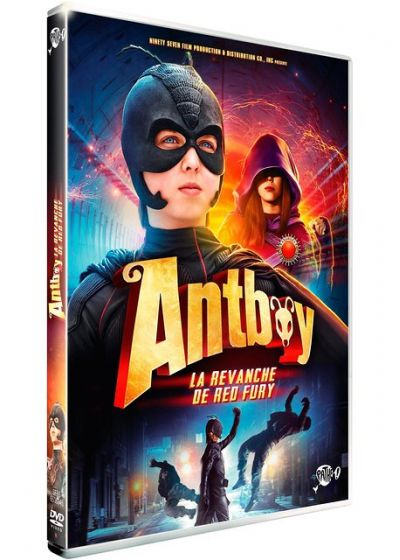 Antboy 2 : La revanche de Red Fury - DVD