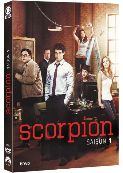 Scorpion - Saison 1 - DVD