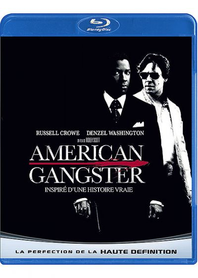 American Gangster (Version Longue) - Blu-ray