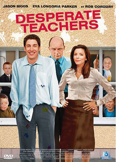 Desperate Teachers - DVD